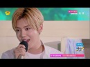 [2017.05.20] Happy Camp 《快乐大本营》 - LuHan singing The Sun Washed by The Spring Rain《春雨里洗过的太阳》