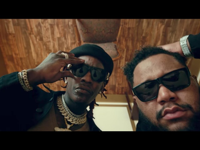 Young Thug Carnage: Young Martha Homie ft Meek Mill [Official Music Video]