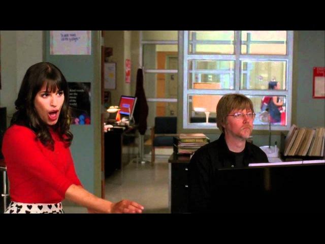 Glee - Dont Go Breaking My Heart (Full Performance)