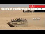 Syria  war report - October 28 - SAA Prelude to widespread attacks east Hama