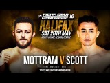 FIGHTSTAR CHAMPIONSHIP 10 Josh Mottram vs. Louis Lee Scott