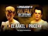 FIGHTSTAR CHAMPIONSHIP 10 Hatim El Aakel vs. Bronson Price