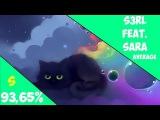 S3RL feat. Sara-Techno kitty (Average)osu!