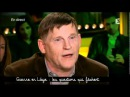 Michel Collon bon arabe mauvais arabe médiamensonges Libye Ce soir ou jamais 21 mars 2011