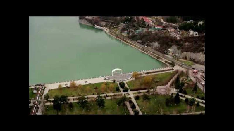 Абрау-Дюрсо - самое красивое озеро