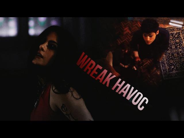 Alec and Izzy Wreak Havoc