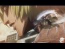 AMV Titan attack anime action girl 3 Mikasa Атака Гигантов боевые аниме няшки №3 Микаса