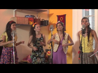 RONDA CATONGA ( Letra: Ildelfonso Pereda Valdez, Musica: Carlos Benavidez)