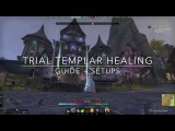 Templar Healer Build for Horns of The Reach