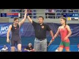 Zeynep YETGIL (TUR) - Наталья Варакина (Беларусь) 49 kg FINAL 3-5