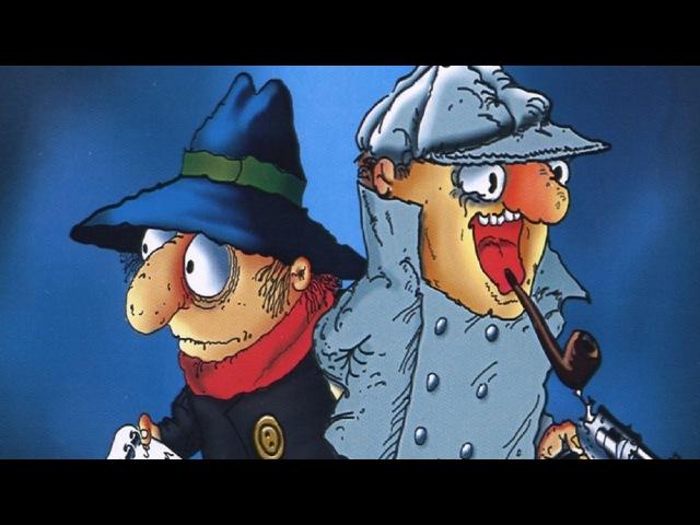 Следствие ведут колобки рисованный мультфильм ТО Экран СССР 1985 86 1 4 серии