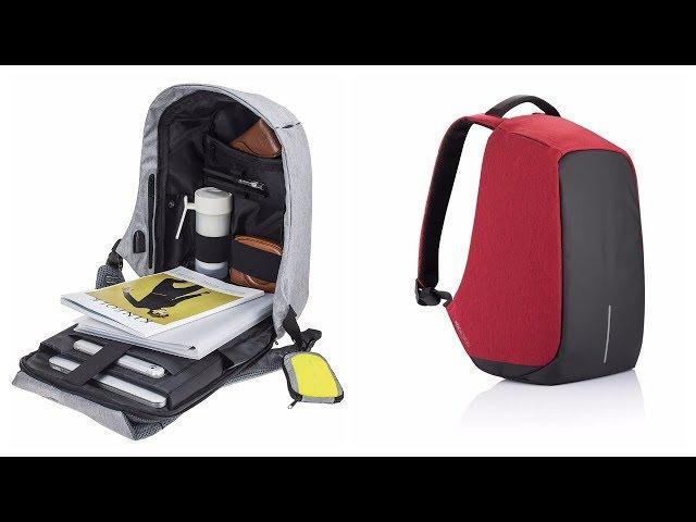 Kalidi Bobby рюкзак с защитой от карманников / Калиди Бобби рюкзак антивор