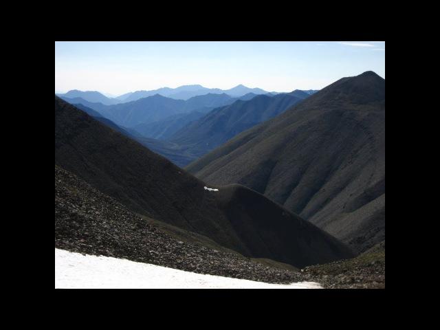 Через хребет Сунтар-Хаята к морю Охотскому. Часть 1. Через перевалы к Сунтару.