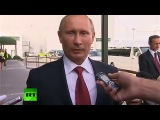 Путин про Pussy Riot