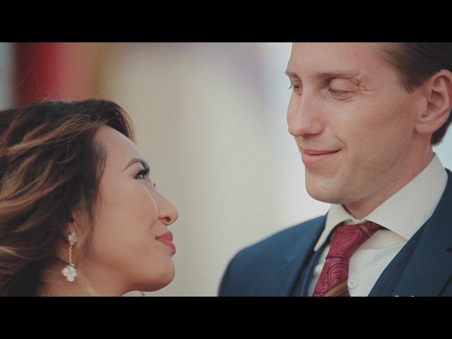 Калмыцкая невеста Австрийский жених Любовь без границ и предрассудков Элиста