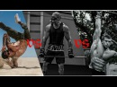 HEROS - Street Workout MONSTERS Michael Vazquez VS Jerome Pina VS Lazar Novovic
