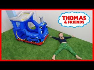 Паровозик ТОМАС и Его Друзья Видео Для Детей 2 Лучшие Серии Thomas and Friends Toy Trains