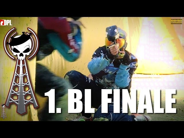 Paintball Aftermovie Finale 1. Bundesliga der DPL by KRESS
