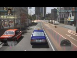 Yakuza 5 - Driving Wada to his house  First Taxi Mission