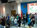 Майстар клас Ларысы Лізякінай Традыцыйны танец Прыбужжа