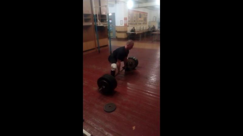 тяга 200 кг на 2