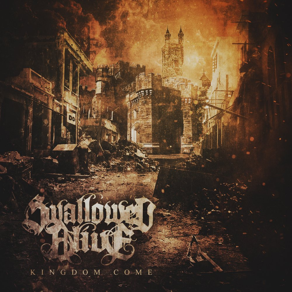Swallowed Alive - Kingdom Come [EP] (2017)