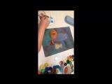 Неделя Тыкв в Коробке с карандашами