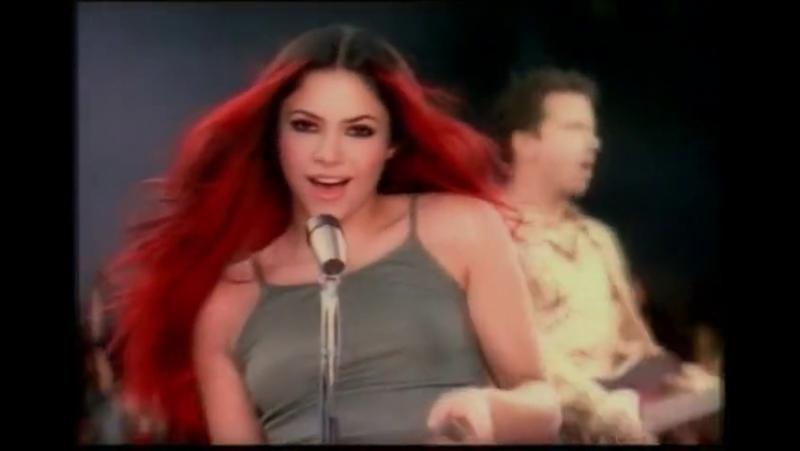 Shakira - Ojos asi live Шакира певица танец живота 1