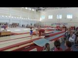 Николаева Юлия. 1 день. прыжок 1
