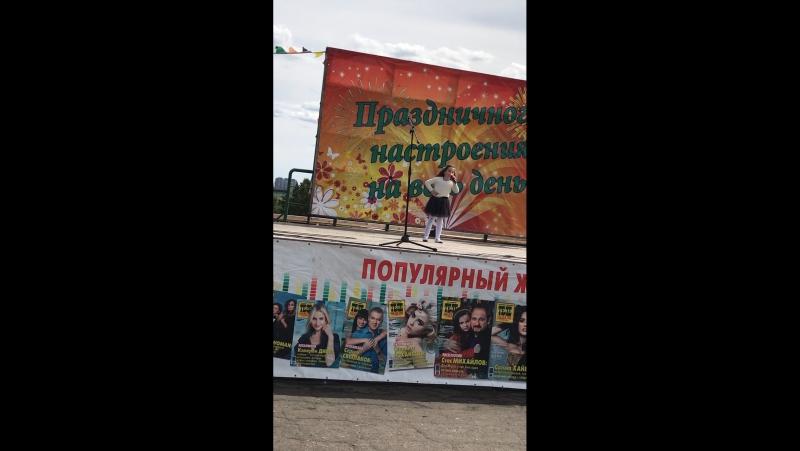 Ева Жернова 01.06.17 ( Советский парк)