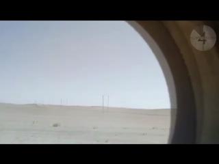 Российские военные едут в Дейр-ез-Зор.