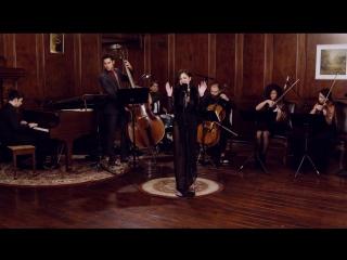 Джазовый кавер легендарной песни smells like teen spirit - nirvana (60s orchestral cover) ft. alisan porter