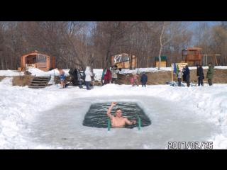 Моржи Проводы зимы