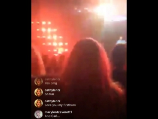November 4: Video of Justin at the Hillsong Conference in Los Angeles, California.