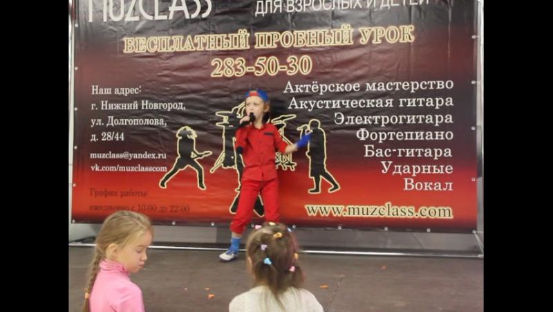 Новожилов Леня - А мне бы петь и танцевать, педагог Андреева Татьяна Николаевна