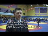 В Томске под эгидой Общественного совета при региональном УМВД состоялся юношеский турнир по греко-римской борьбе