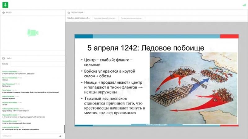 Занятие 3. Борьба с захватчиками и культура Древней Руси
