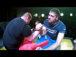 Лалетин VS Силаев на SPS2017