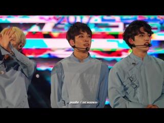 |FANCAM| Wonwoo | 170603 @ 2017 Dream Concert