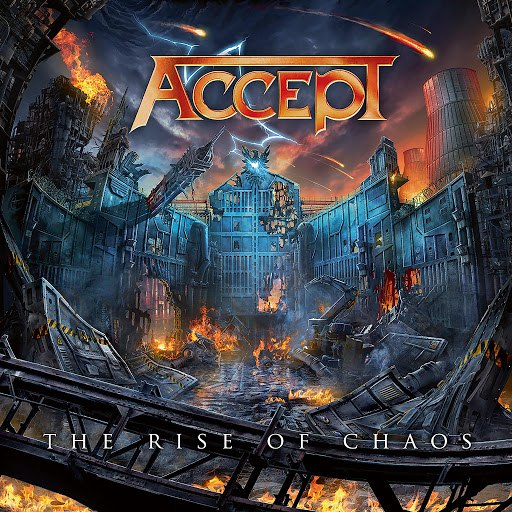 Accept альбом The Rise of Chaos
