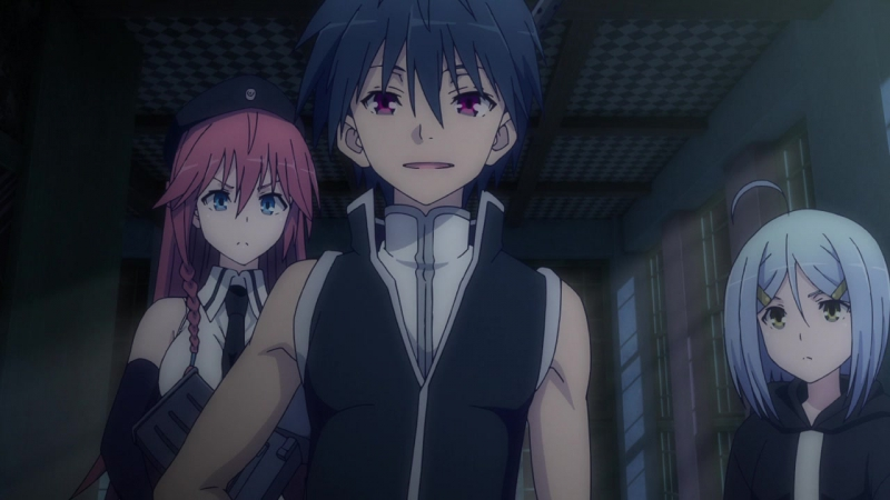 Trinity Seven - MOVIE (Mensh)