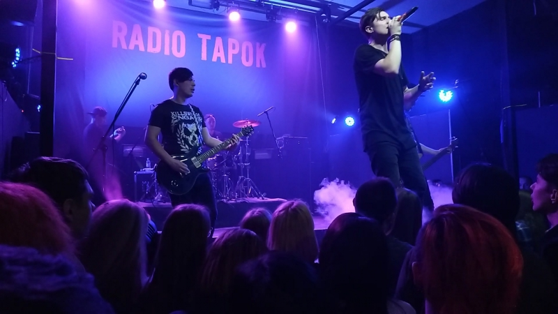 I Hate Everything About You Cover by Radio Tapok Minsk 19 11 2017