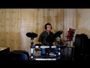 Love Conguers All Deep Purple drum cover Pautov Wladimir