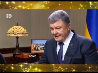 Tim Sebastian vs Petr Poroshenko