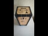 Ящик в стиле лофт, индастриал