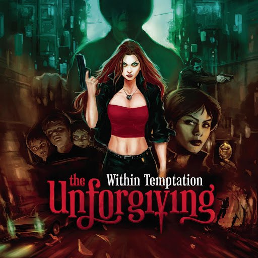 Within Temptation альбом The Unforgiving