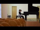 Э.Григ. Норвежский танец №3 op.35