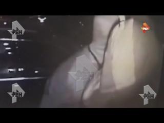задержание преступника, напавшего на инкассаторов в Москве