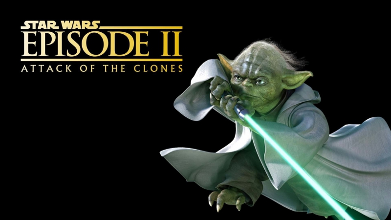 Звёздные войны Эпизод 2 Атака клонов Трейлер 2002