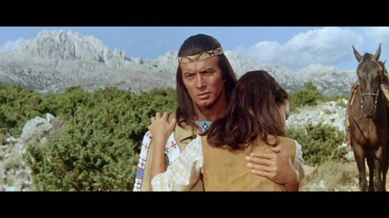 Виннету 11 Виннету в долине смерти (Winnetou und Shatterhand im...) 1968 BDRip 1080p (1)
